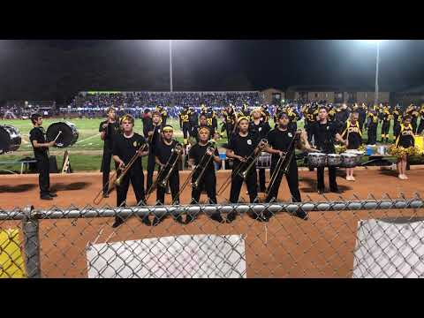 Cabrillo High School Marching Band Head Choppers
