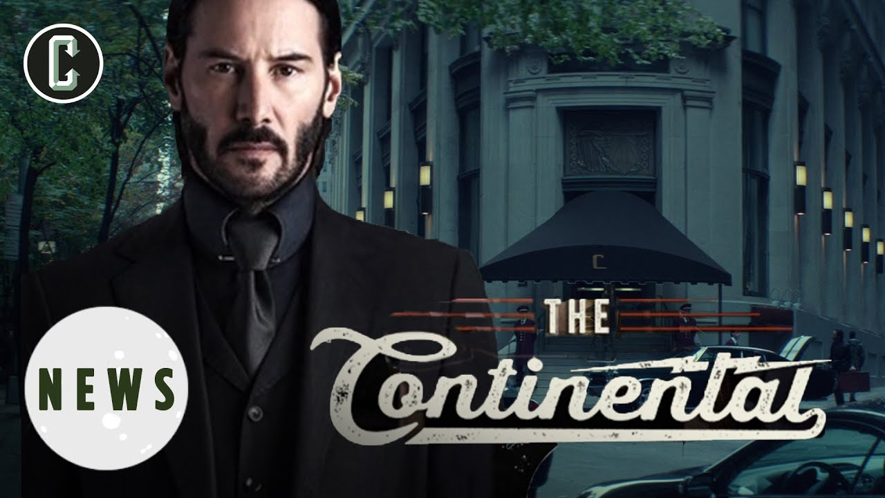 John Wick Tv Series The Continental Heads To Starz Youtube
