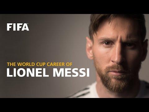 Lionel Messi | FIFA World Cup Career | Mini Doc