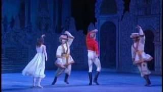 Nutcracker Cojocaru 2 act  part 4 Trepak: Russian Dance .avi