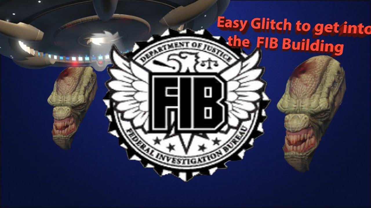 how to get into fib building gta 5