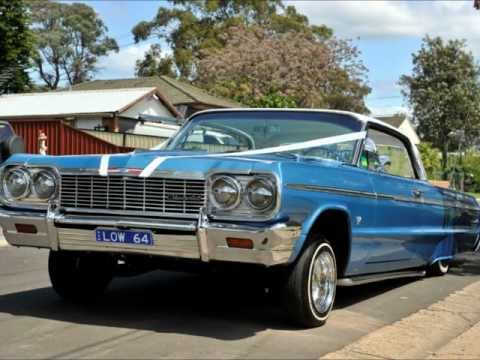 Lowrider Hire Sydney - Weddings & Formals Classic Car Hire