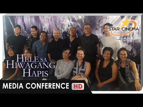 [FULL] 'Hele Sa Hiwagang Hapis' | Grand Media Conference