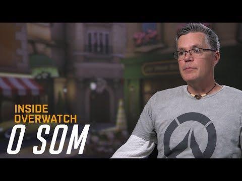 Por Dentro de Overwatch | O som de Paris