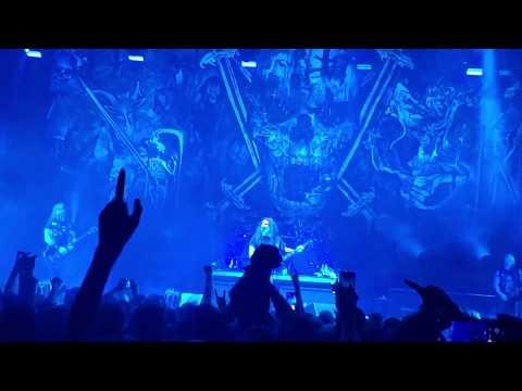 Slayer- Mandatory Suicide (Live Clip) 11/2/19 @ US Cellular Center Asheville NC