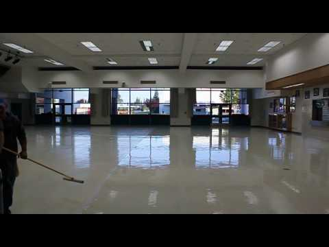 Floor Wax Machine Applicator