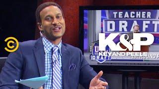 Download If We Treated Teachers Like Pro Athletes - Key & Peele Mp3 and Videos
