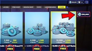 FORTNITE UNLIMITED VBUCKS GLITCH!!! (PS4/XboxOne) $60 GIFTCARD GIVEAWAY AT 100 subs!!