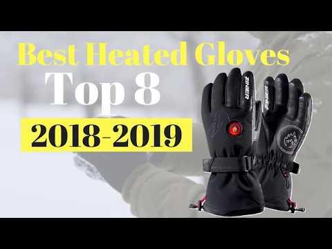 Best Heated Gloves 2019