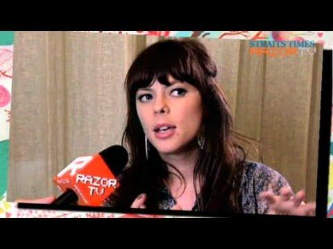 Lenka interviewing Pink (Lenka Pt 2)