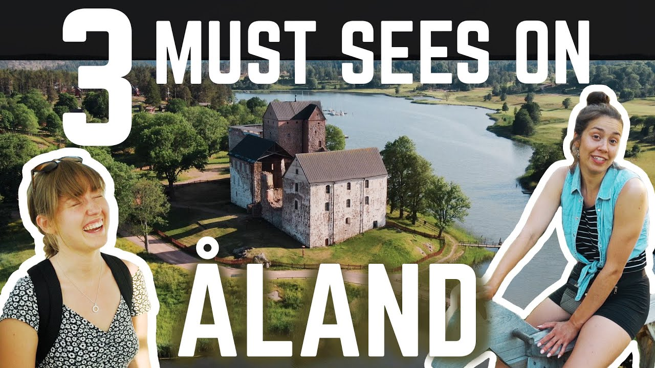 Download By ferry to Åland - We get lost in Mariehamn!