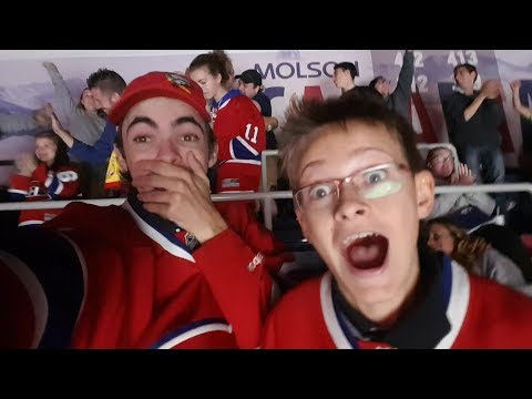 INSANE 9-2 WIN BY THE MONTREAL CANADIENS