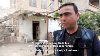 Leishmaniasis desease spreads in Syria