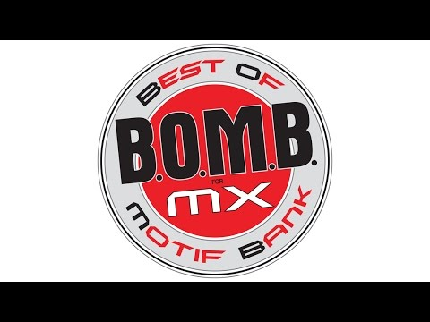 Best of MOTIF Bank for the Yamaha MX Synthesizer