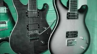 PRS Mike Mushok SE Baritone - Original Song - Razors From Hell!