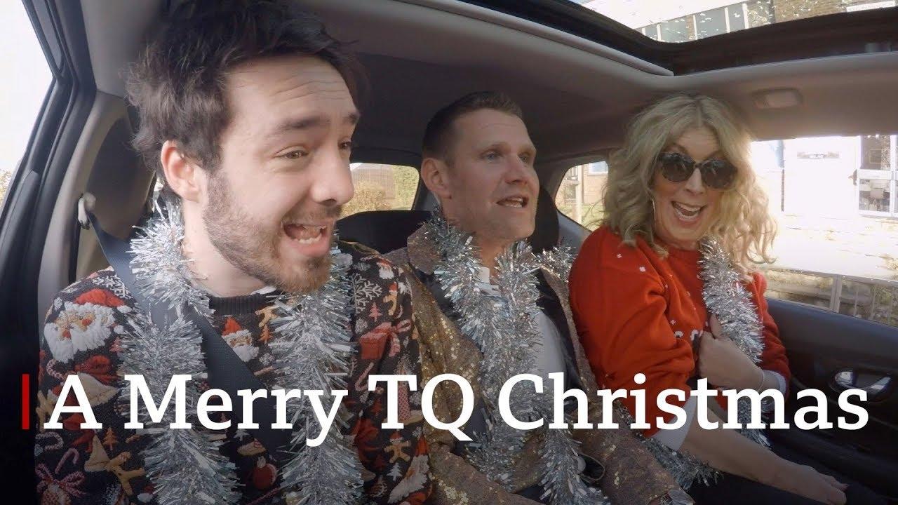 A Merry TQ Christmas