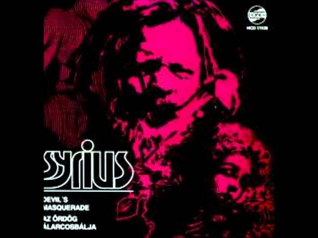 Syrius - Devil's Masquerade (Az ördög álarcosbálja)