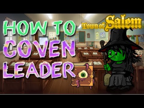HOW TO COVEN LEADER | Town of Salem Coven Ranked Practice