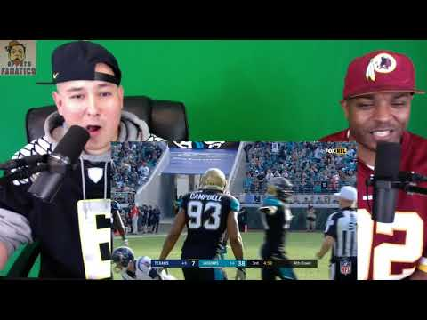 Texans vs Jaguars | Reaction | NFL Week 15 Game Highlights