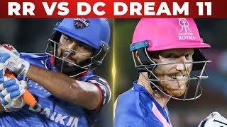 Rishabh Pant or Ben Stokes | DD VS RR Full Match Analysis & Dream 11 | Win Prediction | IPL 2019