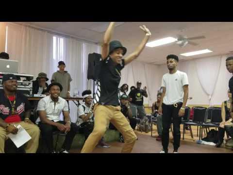 Klick & IMeanMachine vs ??? | Ultimate Dancer IV