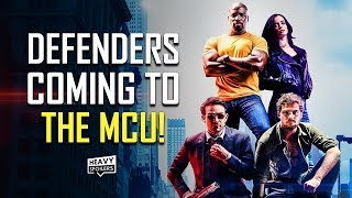 Marvel Studios Reportedly Bringing The Netflix Defenders Universe To The MCU | Daredevil & More