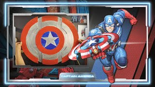 Mech Mine Marvel | Captain America's Shield | Marvel's Avengers: Mech Strike