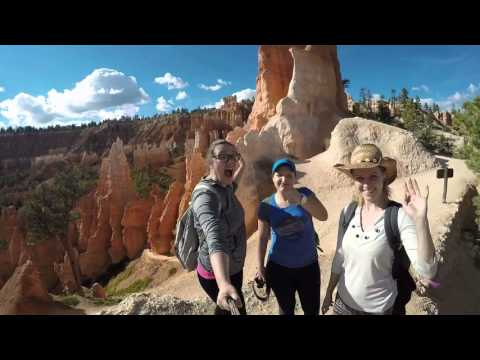 Summer of 2015! West USA roadtrip and working holidays (HD G