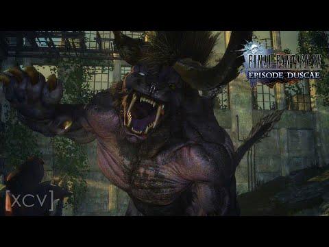 FINAL FANTASY XV EPISODE DUSCAE Gameplay Walkthrough Part