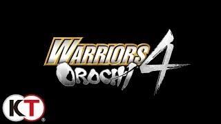 Warriors Orochi 4 - Teaser