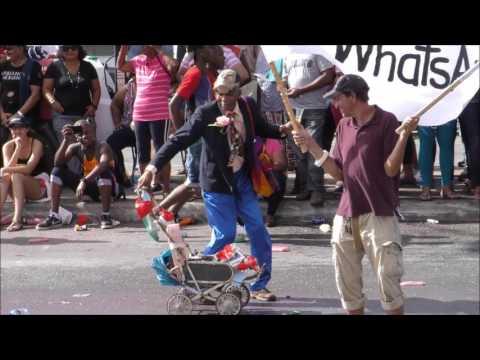San Fernando Carnival Committee J'ouvert - February 27, 2017