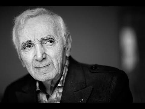 Charles Aznavour-A ma fille +Lyrics
