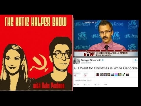 """Drexel University Professor Tweets """"I want White Genocide"""" George Ciccariello Maher,"""