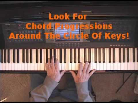 The Circle Of Keys How Chord Progressions Often Work In Songs