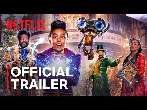Jingle Jangle: A Christmas Journey trailer