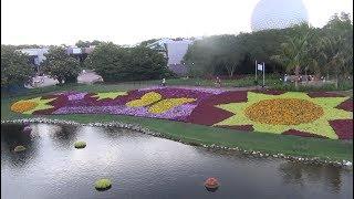 [動画] ディズニーワールドリゾート内を走るモノレールからの車窓の様子...