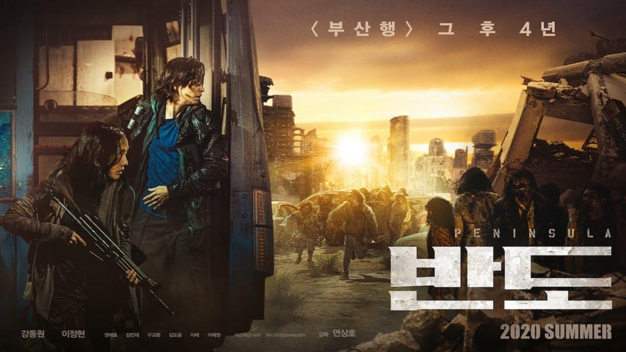 Sinopsis Film Peninsula Film yang Mirip Train to Busan