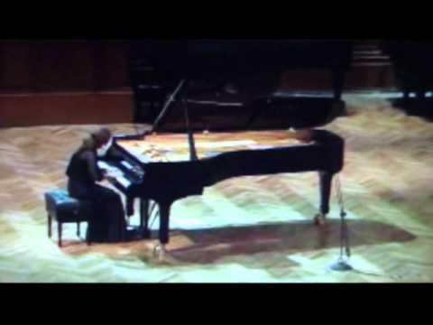 Sara Daneshpour - Haydn Sonata in Tchakovsky Competition 2011