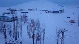 Patnos Anadolu Lisesinden manzara