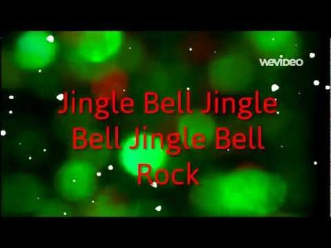 Hot Chelle Rae Jingle Bell Rock With Lyrics