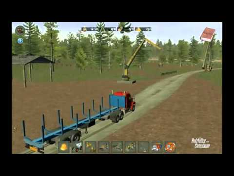 Woodcutter Simulator 2012 Trailer