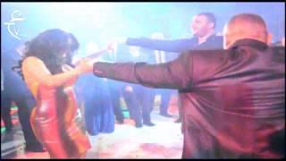 الراقصة سما ترقص فى فرح عارية الصدر