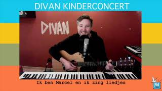 FRE TV extra 16 :KLEIN FESTIJN WINTERFESTIVAL 2020-21 (VIDEO 6): 'KINDERCONCERT' VAN 'DIVAN'