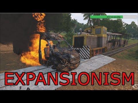 Expansionism: Arma 3 Zeus Syndikat Campaign mission 12