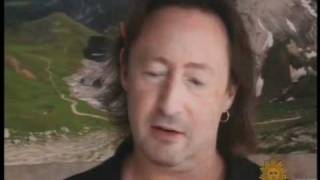 Julian Lennon and Sean Giving Peace a Chance