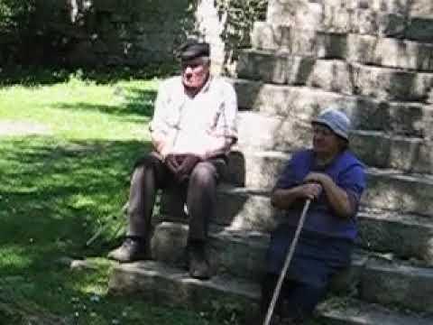 Momentos junto à escadaria - Mosteiro de Sanfins de Friestas - Valença