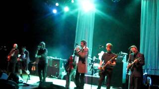 the pogues performing sally maclennane at the royal oak music theater