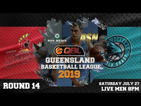 #QBL19 Round 14 - North Gold Coast at Southern Districts (Men)
