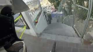 GoPro Downhill Urbano Guanajuato 2014