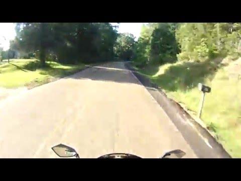 Motorcycle rides 2013 Kawasaki Ninja 650